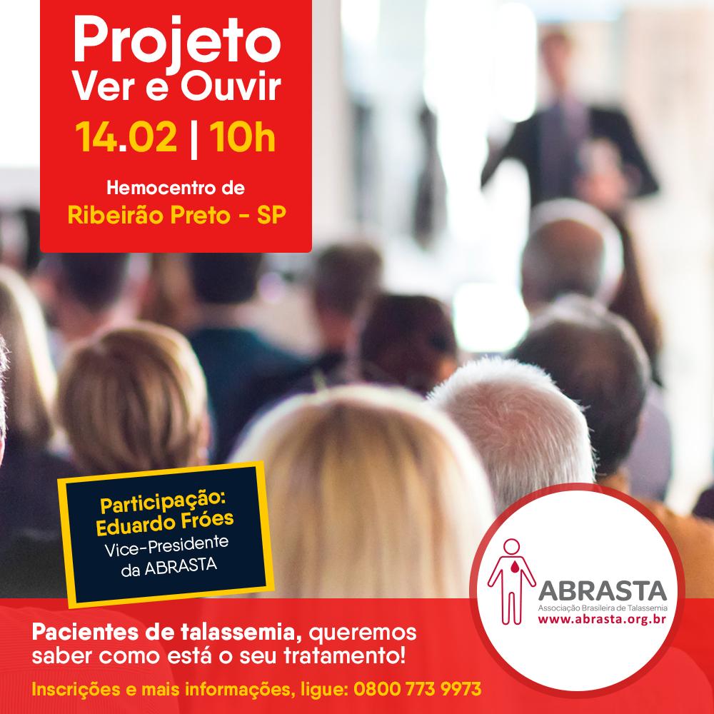 Projeto Ver E Ouvir Em Ribeirão Preto